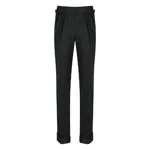 Olive VBC Flannel Sexton House Trousers