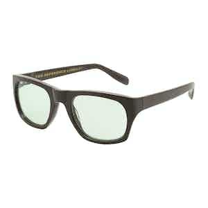 Michael Brown D-Frame Sunglasses