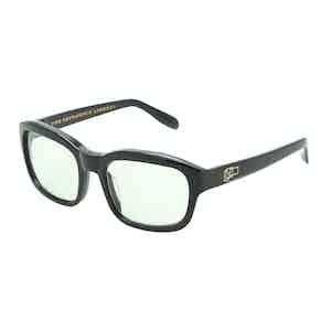 Serge Black Sunglasses