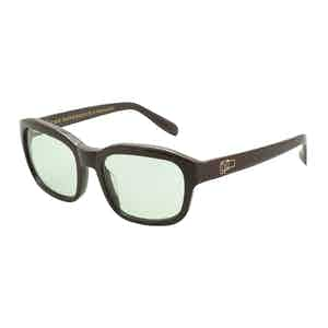 Serge Brown Sunglasses