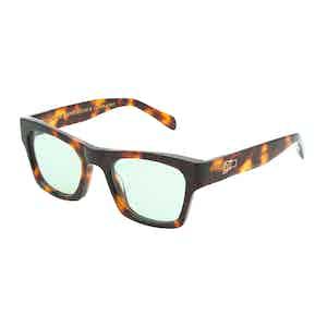 Eddie Tortoiseshell Sunglasses