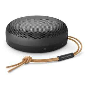 Black Anthracite Beosound A1 2nd Gen Bluetooth Speaker