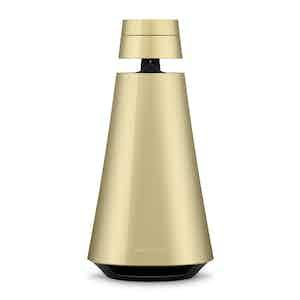 Brass Tone Beosound 1 Wireless Home Speaker