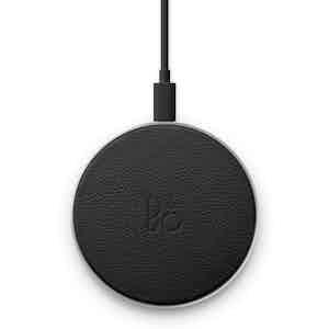 Black Beoplay Charging Pad