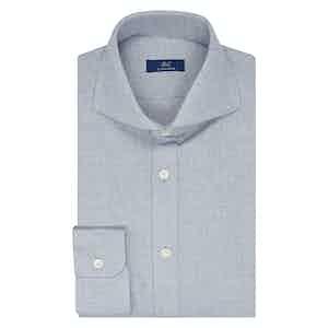 Celeste Blue Cotton Shirt