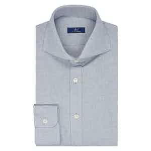 Celeste Blue Cotton Shirt