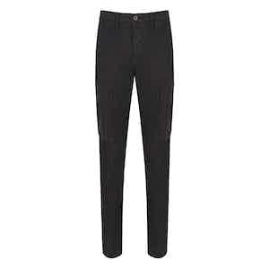 Marengo Cotton Cargo Trousers