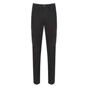 Marengo Cotton Cargo Trousers