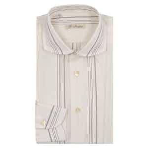Multi Stripe Cotton Exclusive Cloth Shirt