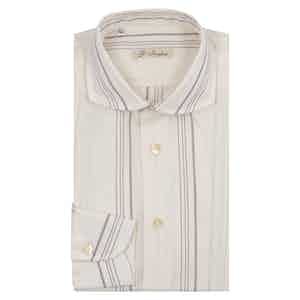Multi Stripe Cotton Exclusive Cloth Shirt