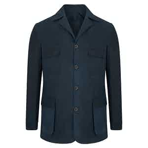 Surface Blue Wax Safari Jacket