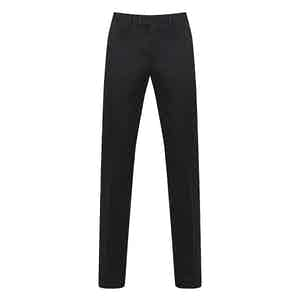 Dark Grey Wool  Trousers