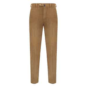 Biscuit Corduroy Trousers