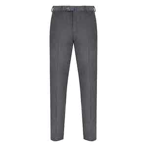 Grey Corduroy Trousers