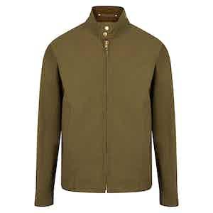 Khaki Ventile® Harrington 3.0
