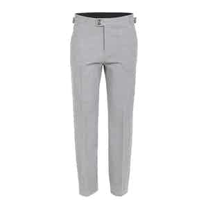 Grey Alpine Sports Club Trousers