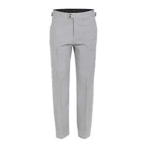Grey Alpine Sports Club Trousers