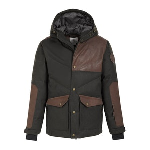 Hunter Wool Downhill '27 Jacket