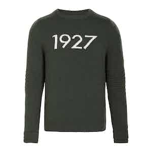 Moosilauke Cashmere Ski Race Knit Jumper