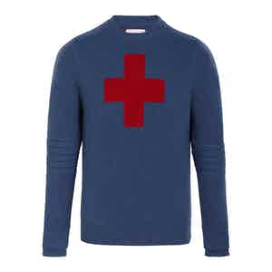 Royal Ski Race Patrol Knit Jumper