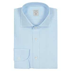 Powder Blue Oxford Shirt
