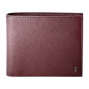 Burgundy Grape Eco Craft 8-Card Billfold