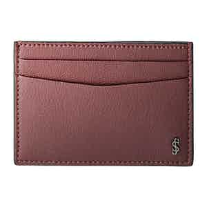 Burgundy Grape Eco Craft 4-Card Holder