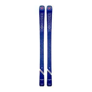 Midnight Blue Pro Terrain Skis