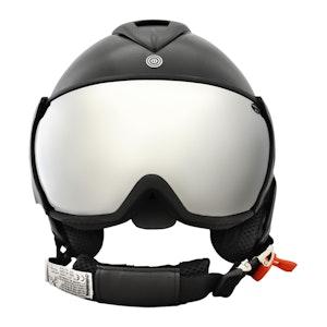 Black Carbon Kevlar Stealth Helmet