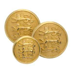 Three Lions Single BreastedBlazer Button Set