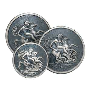 St George & The Dragon Double Breasted Blazer Button Set