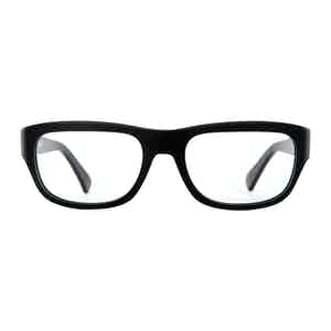 Piano Black Yvan Optical Frames