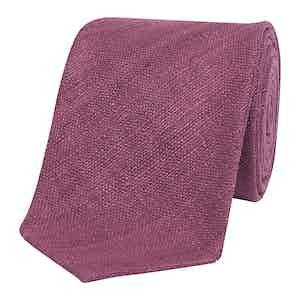 Magento Handrolled Silk Tie