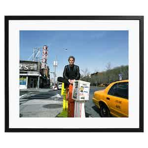 Katz's & Cab, Colour Print
