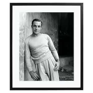 Gene Kelly, Black and White Print