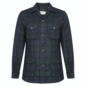 Signature Hunting Black Watch Relaxed Field Jacket