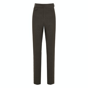 Brown Line Classic Trousers
