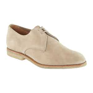 Milkshake Reverse Suede Gibson Unlined Jacob Shoe