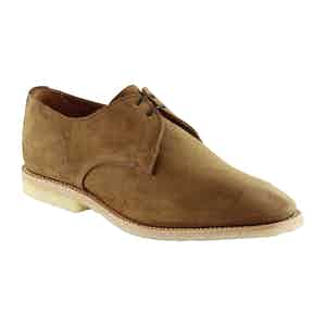 Tobacco Reverse Suede Gibson Unlined Jacob Shoe