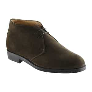Chocolate Suede Chesham Chukka Boot