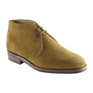 Indiana Tan Suede Chesham Chukka Boot