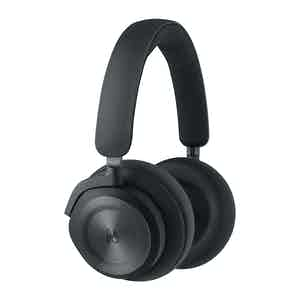 Black Anthracite Soft Leather Beoplay HX Headphones