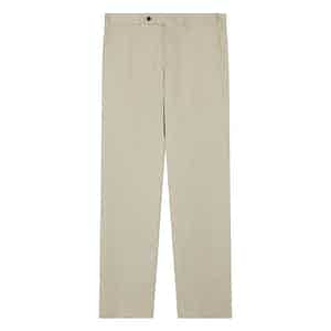Cream Classic Chino Manson Trousers