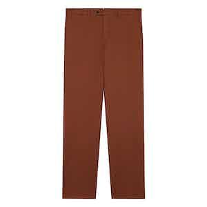 Orange Classic Chino Manson Trousers