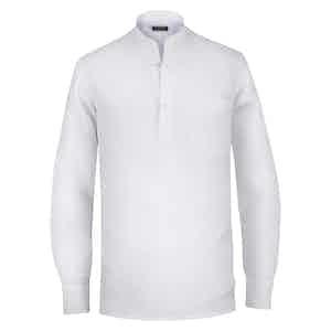 White Linen Guru Shirt