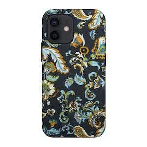 Multicoloured Silk Alchimist Tivano iPhone 12 Mini
