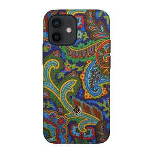 Multicoloured Silk Grand Tour Soleil iPhone 12 Mini Case