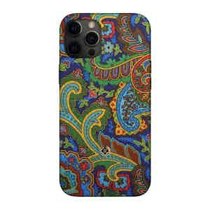 Multicoloured Silk Grand Tour Soleil iPhone 12 Pro Max Case