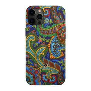 Multicoloured Silk Grand Tour Soleil iPhone 12 Pro Max Case