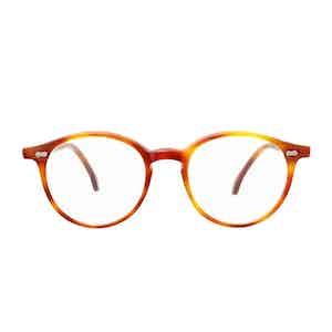 Classic Tortoiseshell Acetate Optical Glasses